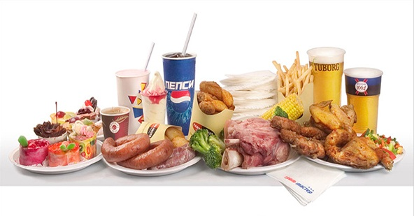 еда в жизни человека